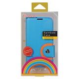 BASEUS Rainbow Case Samsung Galaxy S4 [LTSAI9500-RW03] - Blue - Casing Handphone / Case